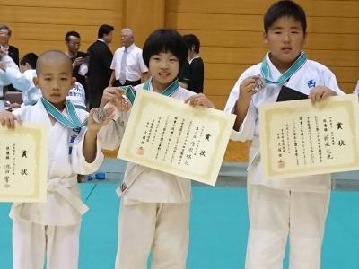 第29回京都府少年少女 柔道チャンピオン大会 結果